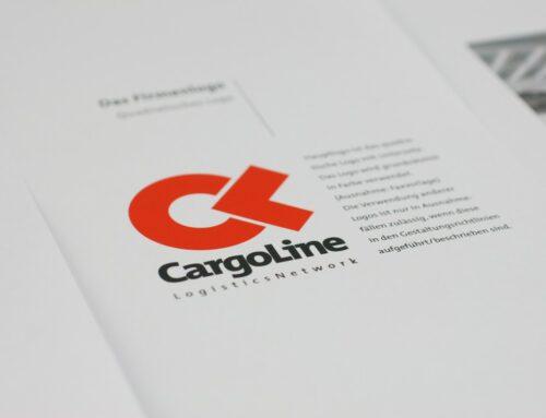 CargoLine: Corporate Design