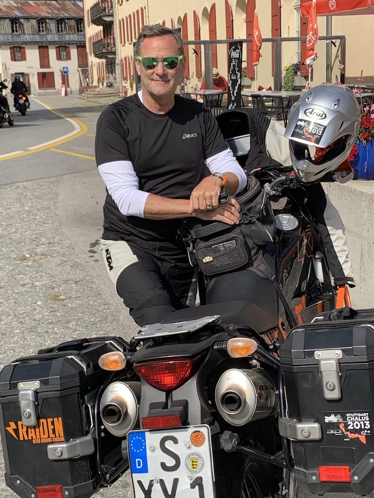 Beitrag Motorrad