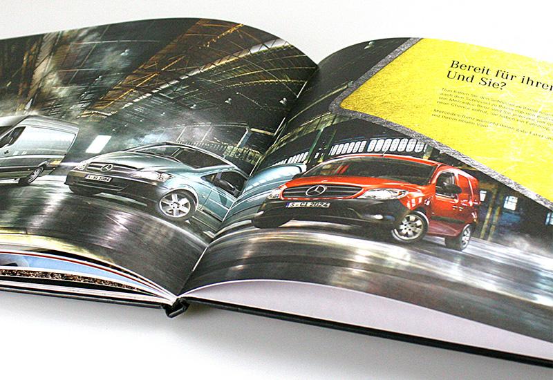 Mercedes benz welcome book van l ssingm ller werbeagentur for Books mercedes benz