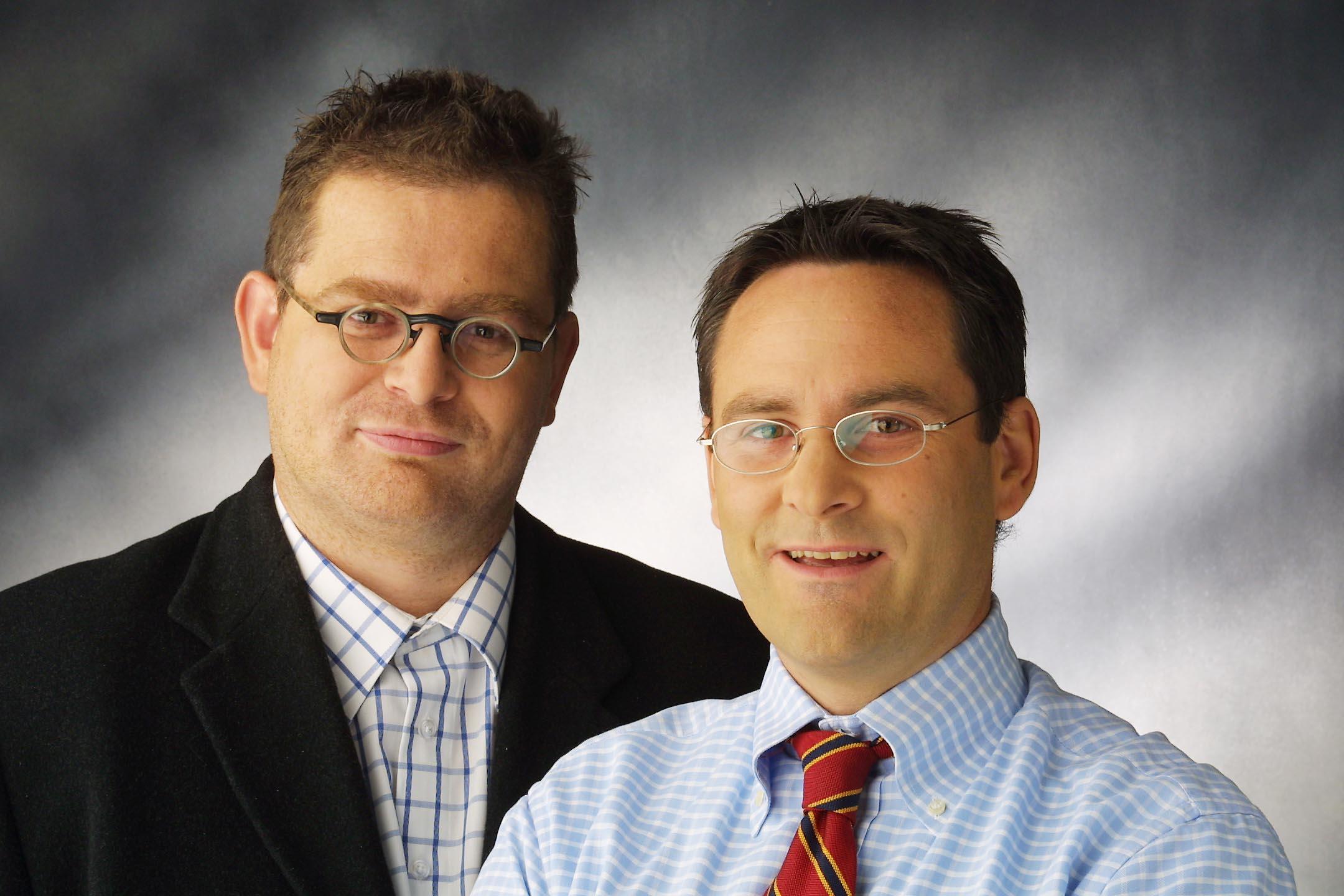 Volker und Erik